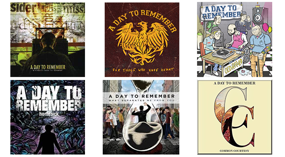 A Day to Remember – ALLternative.it A Day To Remember For Those Who Have Heart Reissue Dvd