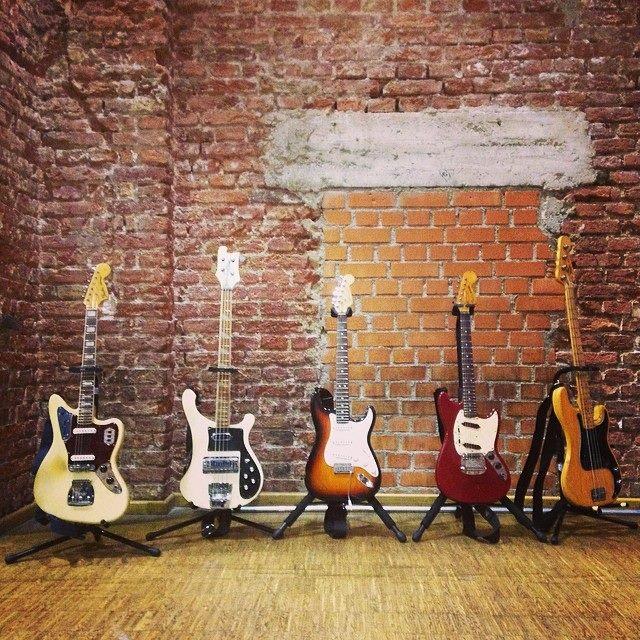 warpaint guitars