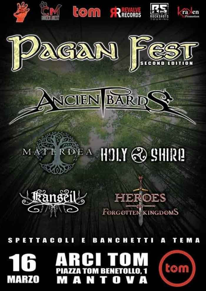 Pagan Fest 2° Ed  – ALLternative it